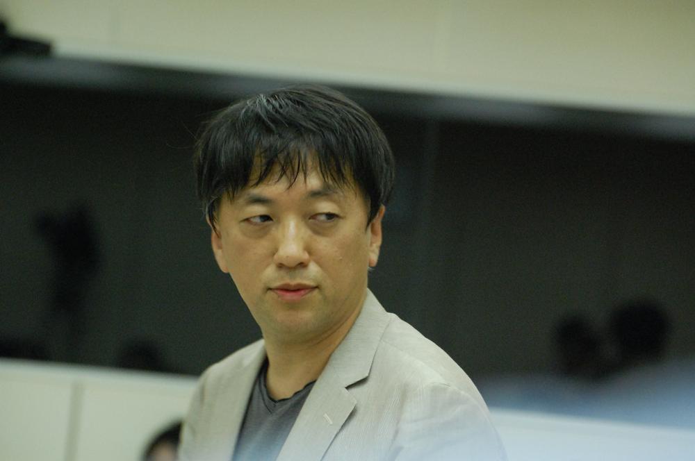 宮台真司教授
