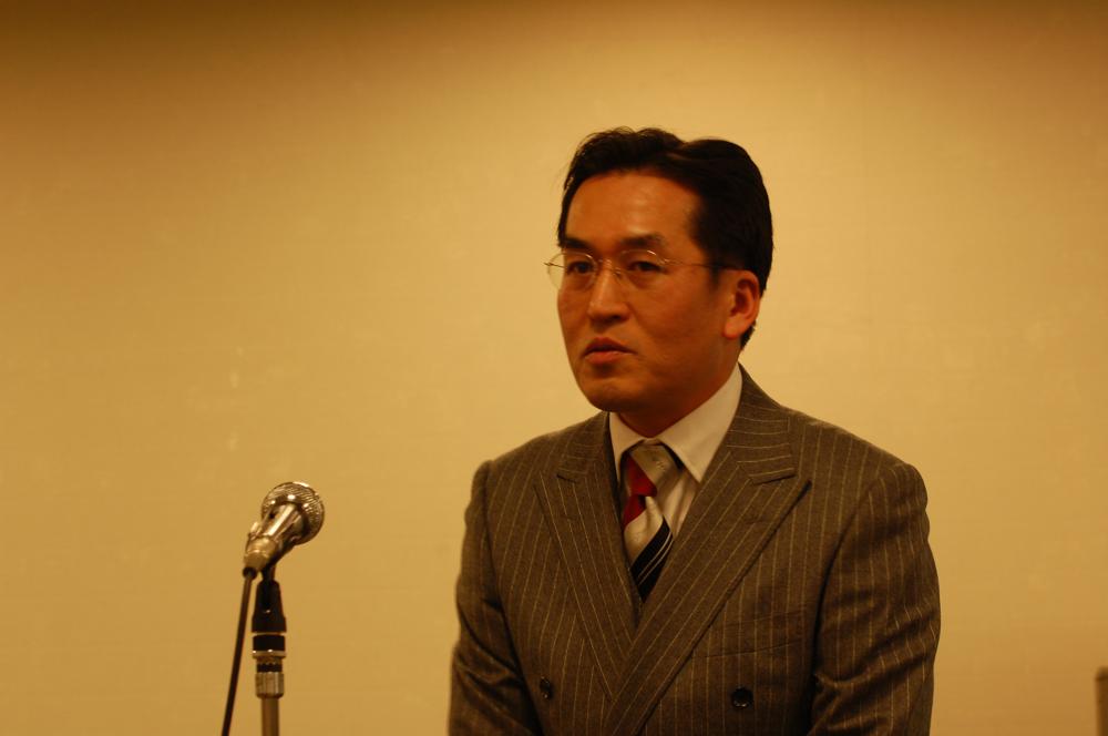 白田秀彰准教授