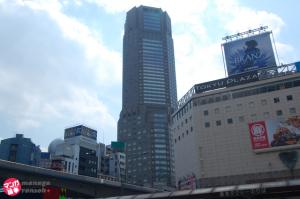GMOメディアが入っている渋谷セルリアンタワー。JR渋谷駅至近のランドマークだ。