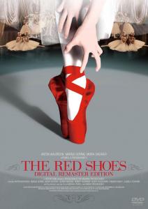 DVD『赤い靴』(紀伊國屋書店)