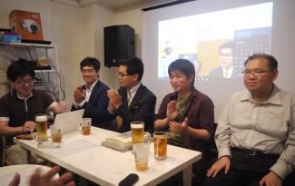 7月21日『高円寺パンディット参院選総括シリーズ! 「表現規制反対派、それぞれの戦い」』より。
