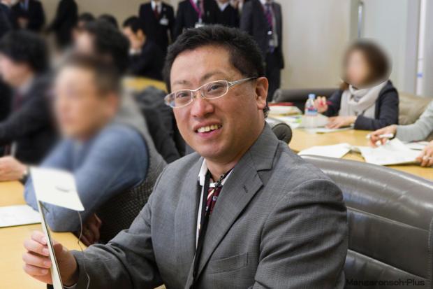 コンテンツ文化研究会杉野代表