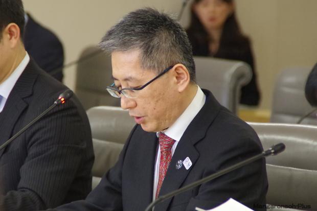 廣田青少年・治安対策本部長