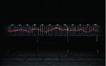 アート部門大賞 『Interface I』 Ralf BAECKER © 2016 Ralf Baecker