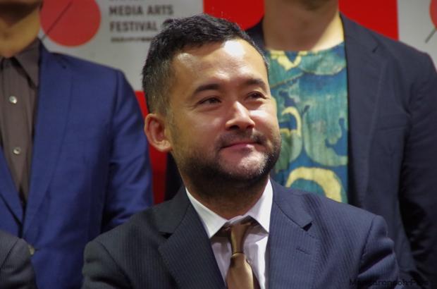 『BLUE GIANT』でマンガ部門大賞を受賞した石塚真一さん